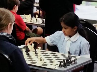 Chess State Finals for Team Erasmus