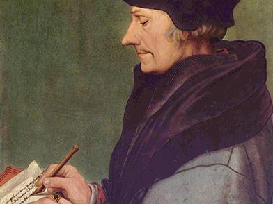Intro to Humanism: Desiderius Erasmus