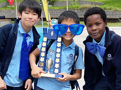 2020 House Swimming Carnival