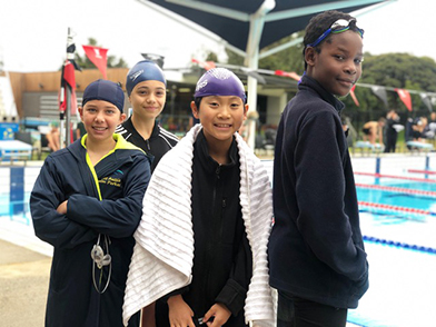Kew District Swimming Championships