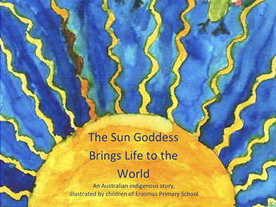 Celebrating 25 years – The Sun Goddess Brings Life to the World