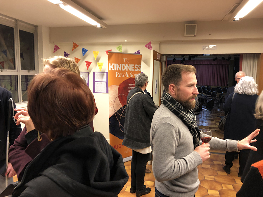 The Kindness Revolution Book Launch Review