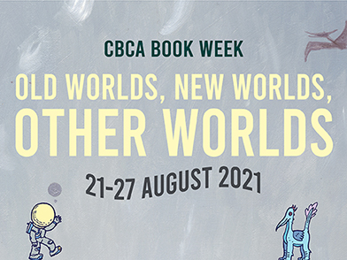 Book Week 2021 – 'Old Worlds, New Worlds, Other Worlds'